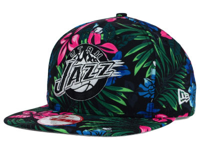Utah Jazz New Era NBA HWC Pop Trop 9FIFTY Snapback Cap