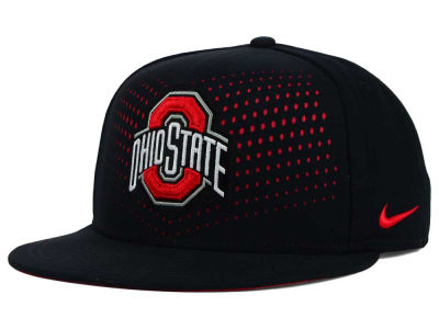 Ohio State Buckeyes Nike NCAA True Seasonal Snapback Cap