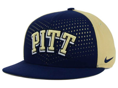 Pittsburgh Panthers Nike NCAA True Seasonal Snapback Cap