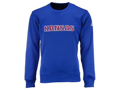 Kansas Jayhawks adidas NCAA Men's Mark My Words Sweatshirt