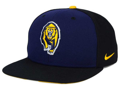California Golden Bears Nike NCAA Pro Verbiage Snapback Cap