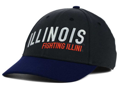 Illinois Fighting Illini Nike NCAA Best L91 Swooshflex Cap