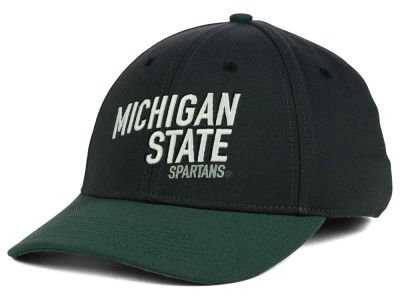 Michigan State Spartans Nike NCAA Best L91 Swooshflex Cap
