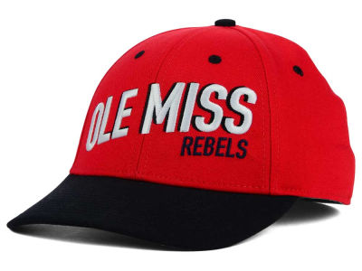 Ole Miss Rebels Nike NCAA Best L91 Swooshflex Cap