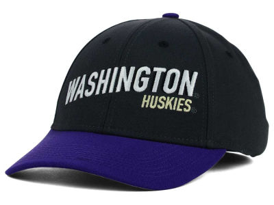 Washington Huskies Nike NCAA Best L91 Swooshflex Cap