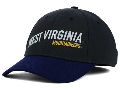 West Virginia Mountaineers Nike NCAA Best L91 Swooshflex Cap