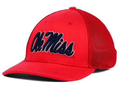 Ole Miss Rebels Nike NCAA L91 Mesh Swoosh Flex Cap