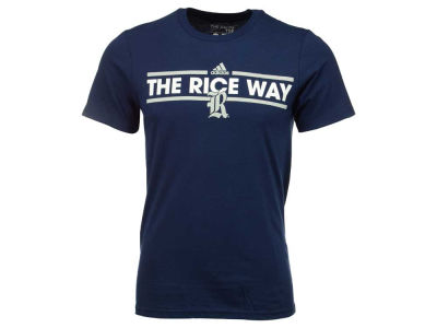 Rice Owls adidas NCAA Men's Dassler Local T-Shirt