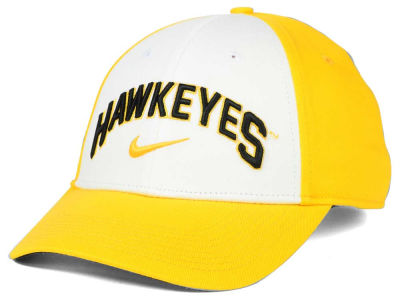 Iowa Hawkeyes Nike NCAA L91 Verbiage Swoosh Hat