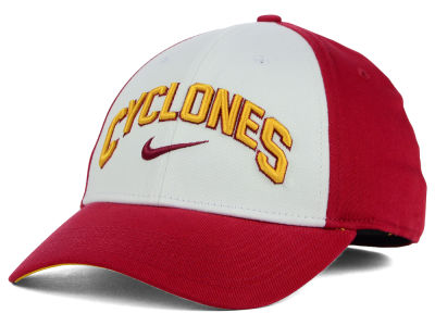 Iowa State Cyclones Nike NCAA L91 Verbiage Swoosh Hat