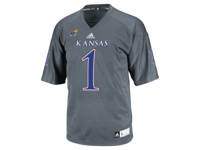 Kansas Jayhawks adidas NCAA Men's Replica Football Jersey