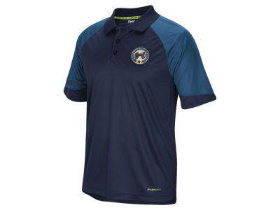Columbus Blue Jackets Reebok NHL Men's Center Ice Polo Shirt