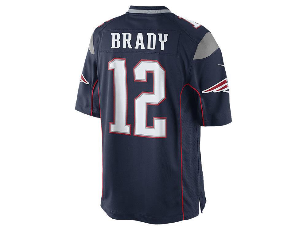 New England Patriots Tom Brady Nike NFL Men s Super Bowl XLIX Patch Limited  Jersey  d628b3f8c