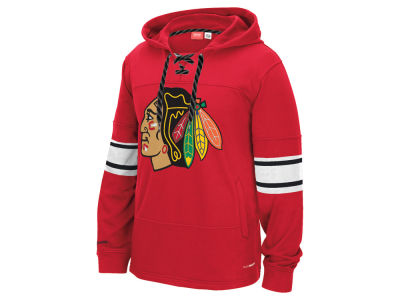Chicago Blackhawks Reebok NHL Men's Team Jersey Hoodie