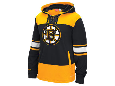 Boston Bruins Reebok NHL Men's Team Jersey Hoodie