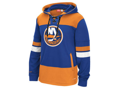 New York Islanders Reebok NHL Men's Team Jersey Hoodie