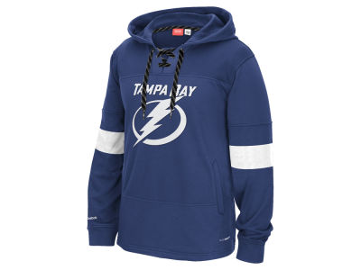 Tampa Bay Lightning Reebok NHL Men's Team Jersey Hoodie
