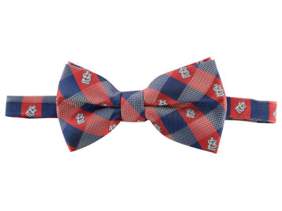 St. Louis Cardinals Bow Tie Checkered Repeat