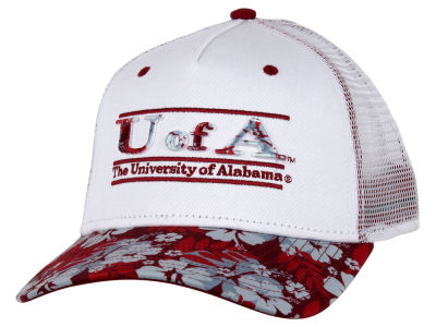 Alabama Crimson Tide NCAA Tiki Bar Snapback Hat