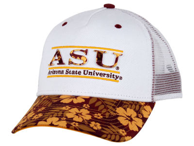 Arizona State Sun Devils NCAA Tiki Bar Snapback Hat