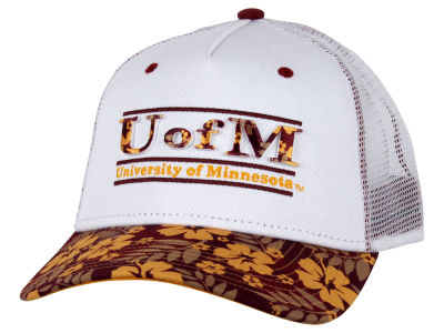 Minnesota Golden Gophers NCAA Tiki Bar Snapback Hat