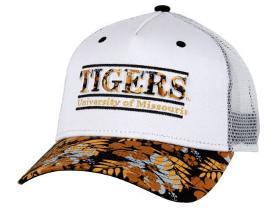 Missouri Tigers NCAA Tiki Bar Snapback Hat