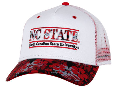 North Carolina State Wolfpack NCAA Tiki Bar Snapback Hat