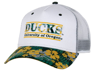 Oregon Ducks NCAA Tiki Bar Snapback Hat