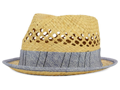 Block Headwear Vented Trilby with Band