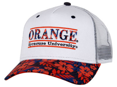 Syracuse Orange NCAA Tiki Bar Snapback Hat
