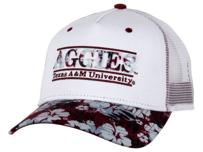 Texas A&M Aggies NCAA Tiki Bar Snapback Hat