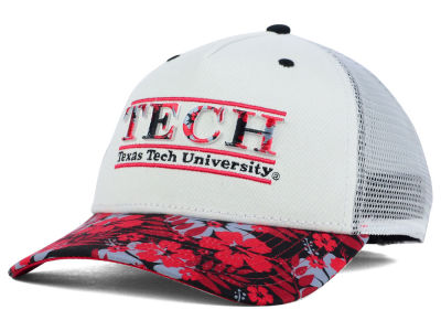 Texas Tech Red Raiders NCAA Tiki Bar Snapback Hat