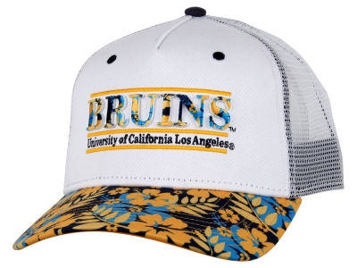 UCLA Bruins NCAA Tiki Bar Snapback Hat