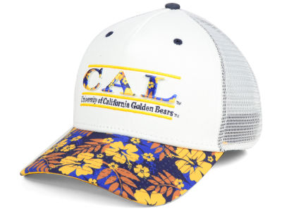 California Golden Bears NCAA Tiki Bar Snapback Hat
