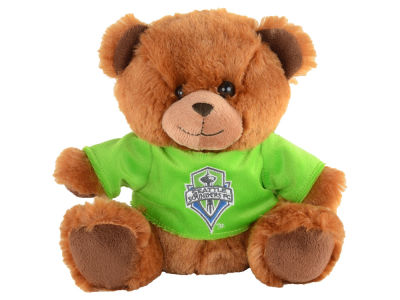 Seattle Sounders FC 7.5inch Premium Plush Jersey Bear