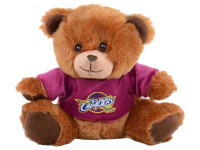 Cleveland Cavaliers 7.5inch Premium Plush Jersey Bear