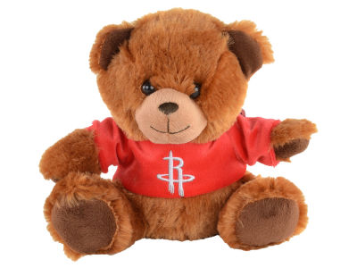 Houston Rockets 7.5inch Premium Plush Jersey Bear