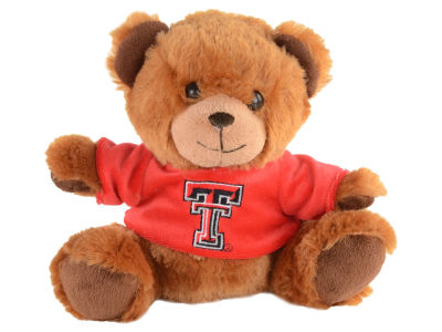 Texas Tech Red Raiders 7.5inch Premium Plush Jersey Bear