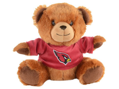 Arizona Cardinals 7.5inch Premium Plush Jersey Bear
