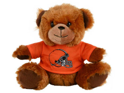 Cleveland Browns 7.5inch Premium Plush Jersey Bear
