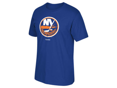 New York Islanders Reebok NHL Men's Jersey Crest T-Shirt