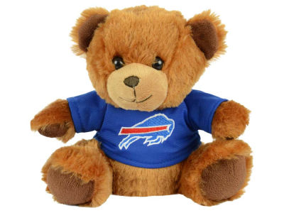Buffalo Bills 7.5inch Premium Plush Jersey Bear
