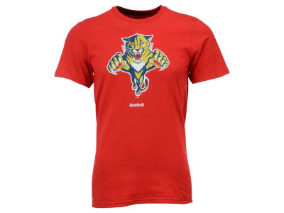 Florida Panthers Reebok NHL Men's Jersey Crest T-Shirt