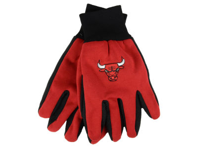 Chicago Bulls Team Color Palm Gloves