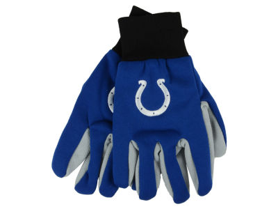 Indianapolis Colts Team Color Palm Gloves