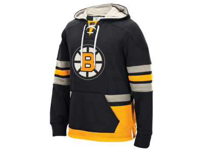 Boston Bruins Reebok NHL Men's Pullover Hoodie