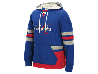 Washington Capitals Reebok NHL Men's Pullover Hoodie