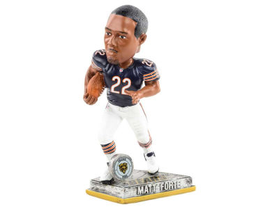 Chicago Bears Matt Forte Springy Logo Bobble