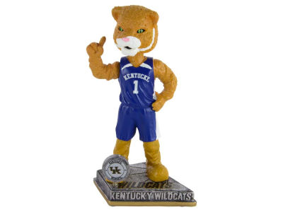 Kentucky Wildcats Springy Logo Bobble