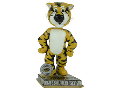 Missouri Tigers Springy Logo Bobble